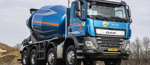 DAF genuine parts and accessories available from HW Martin (Plant) Ltd.